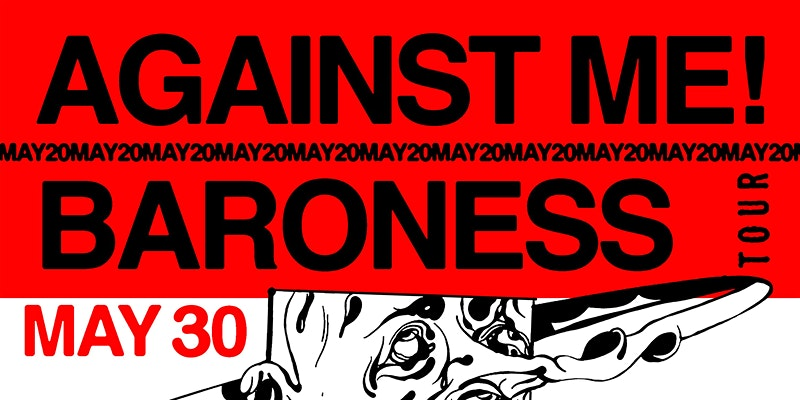 Against Me! & Baroness