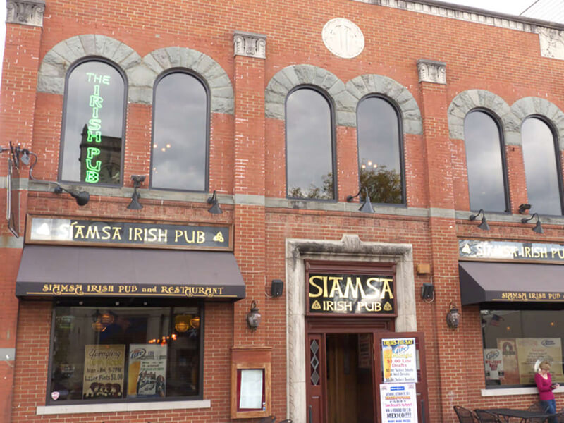 Siamsa Irish Pub and Restaurant